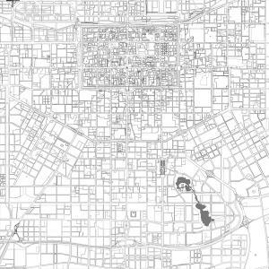 Xi'an Urban Plan