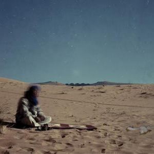 Desert by Night - Solitude