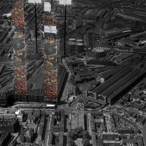 St Pancras Towers, 2113