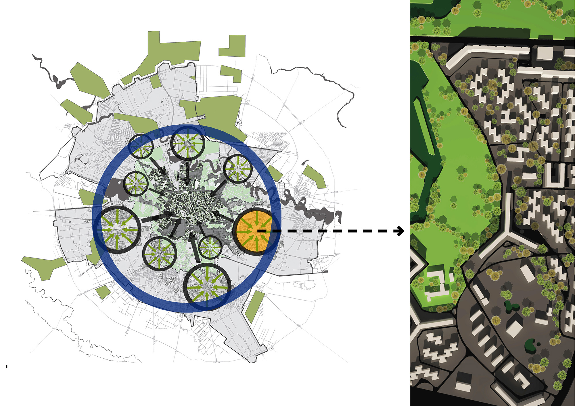 Aa School Of Architecture 2013 Sustainable Environmental Design Density And Urban Form